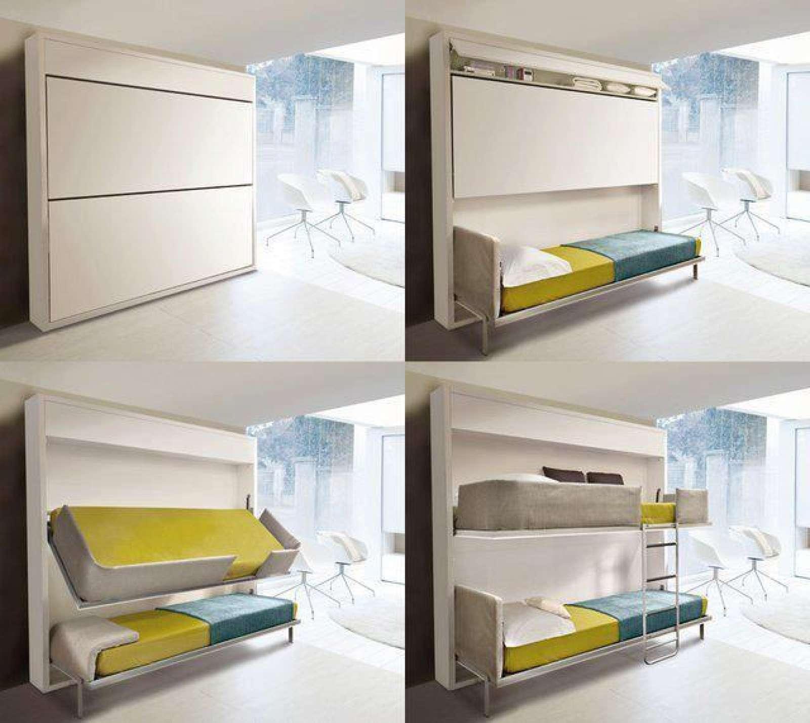 Fancy bunk beds interior design on cheapretail.biz.
