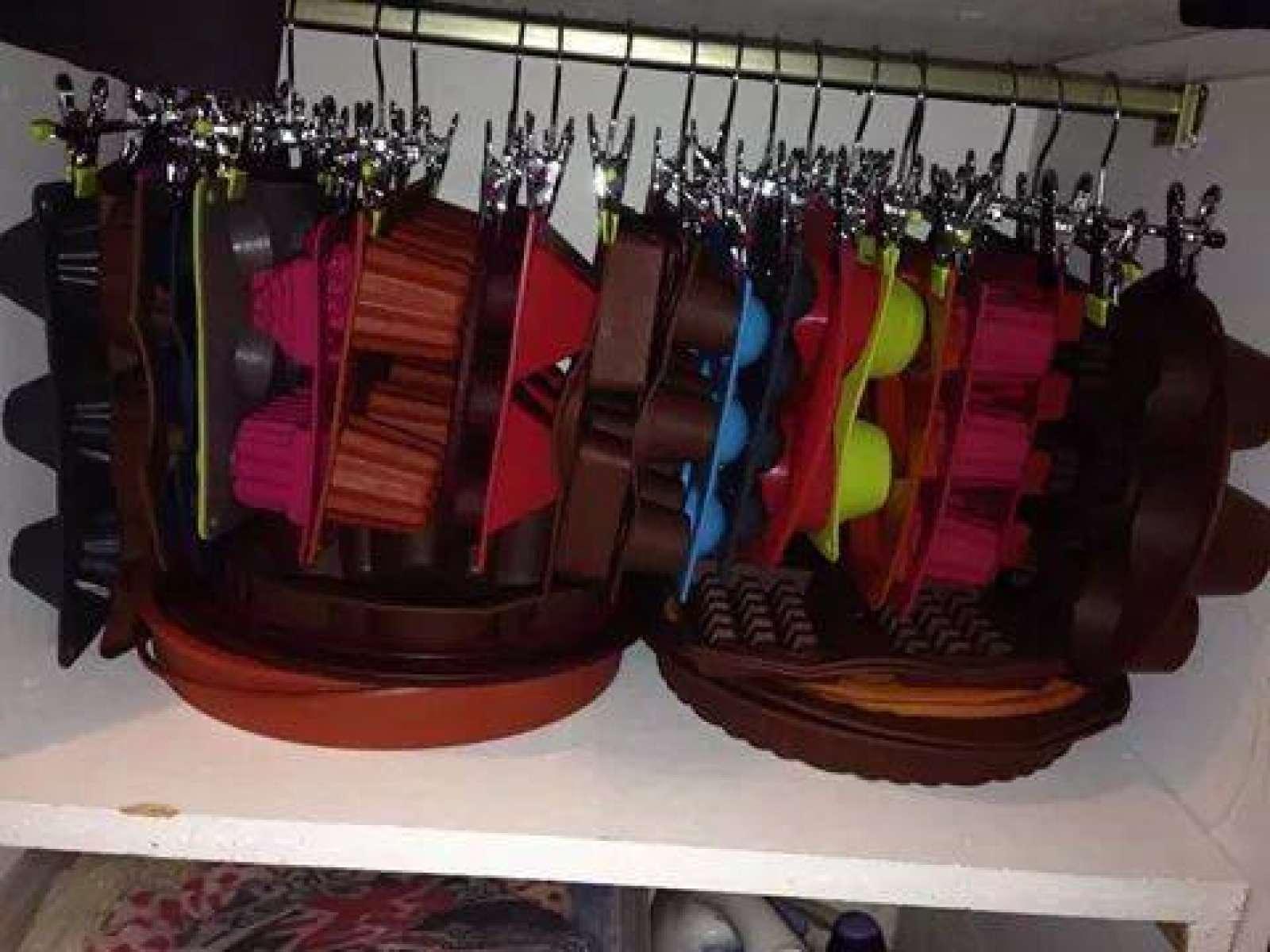 Comment ranger la cuisine cagette bois etagere dans une - Comment ranger la vaisselle dans la cuisine ...